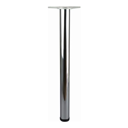 Worktop/Table Legs - Chrome